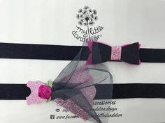Princess headband set of 2