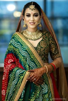 Looking for Bridal Lehenga for your wedding ? Dulhaniyaa curated the list of Best Bridal Wear Store with variety of Bridal Lehenga with their prices Indian Bridal Outfits, Indian Bridal Lehenga, Indian Bridal Wear, Indian Dresses, Indian Wear, Indian Attire, Indian Clothes, Red Lehenga, Anarkali