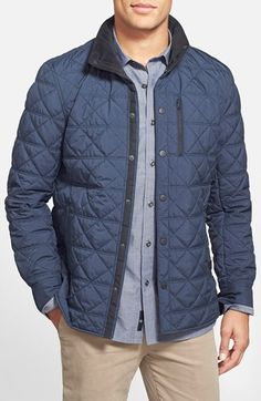 Victorinox Swiss Army® 'Bernhold' Quilted Thermore® Insulated Jacket (Online Only) available at #Nordstrom