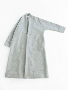 dolman sleeve coat {IF YOU FOLD THE TOP DOWN IT WILL BE A SHAWL LIKE COLLAR}
