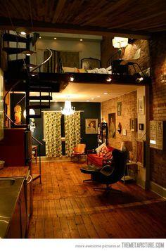 creative Studio Apartment design