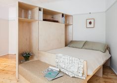 A round-up of the best micro apartments