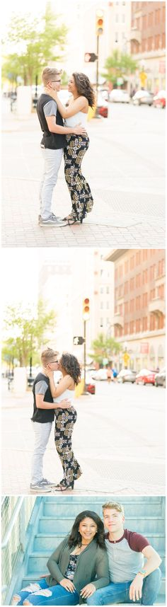 Gabe & Quianna |Senior/Couples Session | Tulsa, Oklahoma | Sierra Ellis Photography Blog