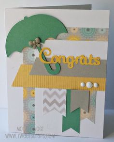 """TweetScraps: July Card Workshop - Georgie """"Other Occasions"""" Cards"""