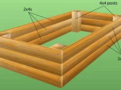 great raised bed plans