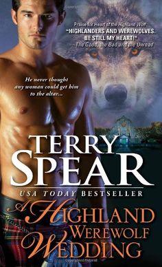 A Highland Werewolf Wedding (Heart of the Wolf, Book 11) by Terry Spear,http://www.amazon.com/dp/1402266839/ref=cm_sw_r_pi_dp_6K.Nsb1ZR6SB52V7