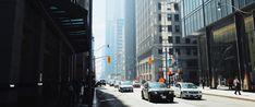 Busy Streets - 21:9 Ultrawide HD Wallpaper (3440x1440)