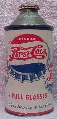 Pepsi Cola hits the spot. Two full glasses, that's a lot. Vintage Coca Cola, Clock Vintage, Vintage Tins, Mountain Dew, Ginger Ale, Retro Ads, Vintage Advertisements, Vintage Packaging, Pepsi Cola