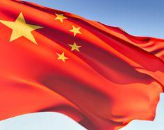 CHINA FLAG Bandera de China