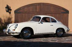Porsche 1600SC coupe 1964