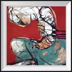 Mona Nahleh 'Solitude' 50x50cm 2014