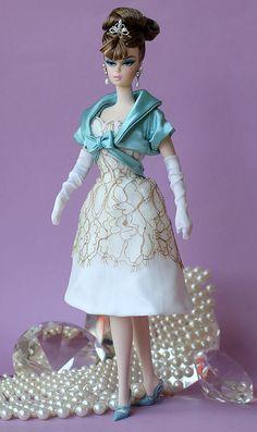 Barbie Collector - Silkstone Party Dress - Lançamento 2012