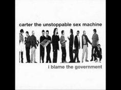 Carter USM - I Blame The Government