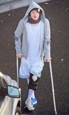 Niall's out of surgery!