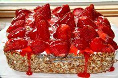 The Kitchen Whisperer Pittsburgh Strawberry Pretzel Tart