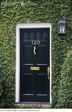 Black Front Door Knobs http://porteusa/ wrought iron single door - adventureporte