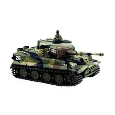 Great Wall 2117 Simulation Tiger Remote Control Tank      	       Description: There have been 14 kinds of  remote control mode:forward, backward, turn left, turn right before the shaft turn, right turn left, right or left a whirlwind, turret, turret right up and down, gun barrel and...