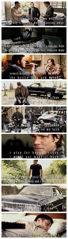 Another place where the faces are so cold I'd drive all night just to get back home. - 'Bon Jovi rocks, on occasion.'  [gifset]
