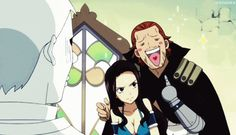 I love Cana and Gildarts' father-daughter relationship