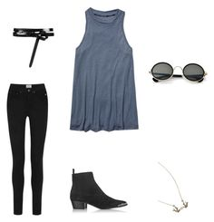 """""""Untitled #207"""" by mkahlon ❤ liked on Polyvore"""
