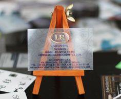 Visitenkarten - PVC - Plastik - Transparent - kristallklar - durchsichtig - Heißprägung - gold - http://www.bce-online.com/de/shop/visitenkarten/transparente-visitenkarten-crystal.html