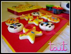 #Cookies #ToyStory Cookies, Desserts, Food, Crack Crackers, Tailgate Desserts, Deserts, Biscuits, Essen, Postres