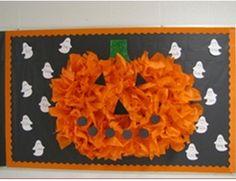 Teaching Times 2: Halloween Bulletin Board