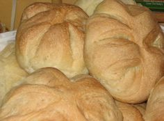 Two Sisters: The Recipes: White trash...it's not social commentary, it's just bread!