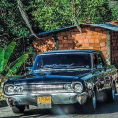 Dodge Dart, en Mérida