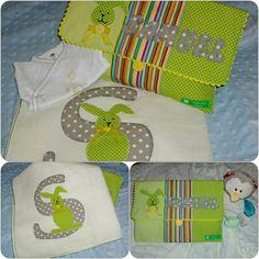 Bolsa primeira roupa de bebé