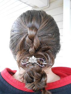 Hair accessories and other fun shiny stuff.  :)  www.lillarose.biz/Gracesplaytime