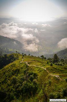 Hiking | Pokhara, Nepal.