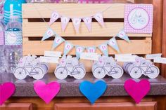 Festa Infantil | Tema Bicicleta