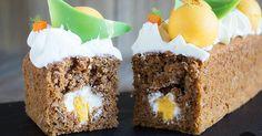 Cake de zanahoria, queso y chocolate blanco | Cocina