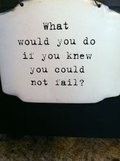 What would you do...
