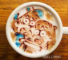 Gravity Falls coffee