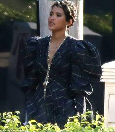 Helen Lasichanh wedding dress | Pharrell Williams Marries Model Helen Lasichanh | Hangout-gh