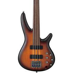 SRF700 Portamento 4-String Fretless Electric Bass | Musician's Friend