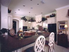 Stylish Kitchen Desig | Plan 024D-0060 | House Plans and More