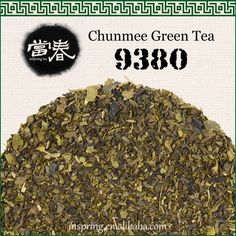 Chunmee green tea 9380 Chunmee Special Green Loose-Leaf Tea by find your way naturals Full-bodied, delicate flavor with toasty notes. Mellow smokiness lends to sweet tobacco or plum character. Low caffeine level, high antioxidant level. Ingredient: Green Tea