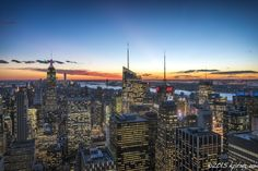 Top of the Rock by kpstatz #nycfeelings