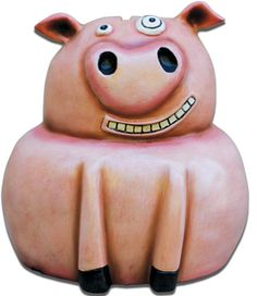Piggy Bank. Your favourite piggy banks: http://www.helpmetosave.com/2012/02/piggy-bank/