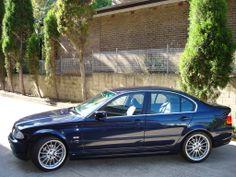 BMW E46 323i - Orient Blue