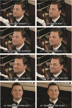 Und der Oscar ging wieder nicht an Leo DiCaprio