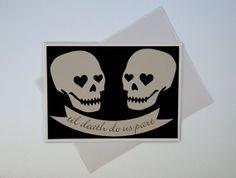 Til Death Do Us Part Skulls