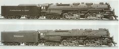 "Big Boy Steam Locomotive | ... locomotives used to haul coal were reputablyeven larger than ""Big Boy"