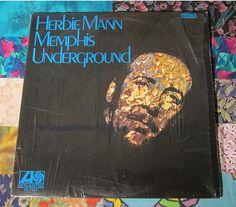 Herbie Mann Memphis Underground (1969, Jazz  LP Vinyl Record)