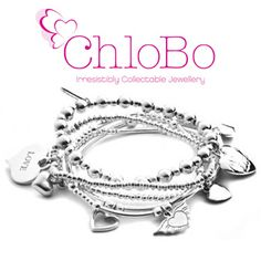 A little love from ChloBo <3  A selection of Chlobo pieces available at  http://www.silvertreejewellery.co.uk/designers/chlobo.html
