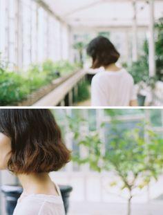 hair make-up beauty nails hairstyle braid short hair