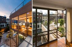 Brooklyn Heights home - Enviable New York Patios | House & Home